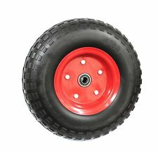 "13"" PU FOAM WHEEL FOR TROLLEY GO KART CARTS - NEVER NEEDS PUMPING UP"