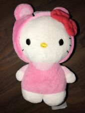 H&m hello kitty rose Costume d'ours Costume animal en peluche doudou peluche rouge violet