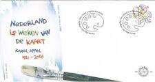 Nederland 2006 NVPH E535 / FDC 535 - Weken van de Kaart