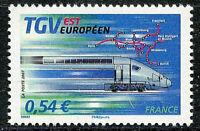 TIMBRE FRANCE N° 4061 NEUF XX -  INAUGURATION DU TGV EST EUROPEEN