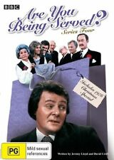 Are You Being Served? : Series 4 (DVD, 2007) VGC Pre-owned (D104) (D75)