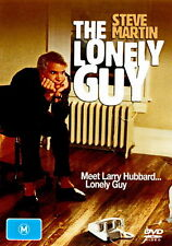 DVD Lonely Guy The Steve Martin Charles Grodin Judith Ivey 1984 Comedy R4 BNS