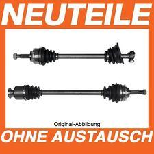 2x Antriebswelle Renault Kangoo Rapid links/rechts ABS