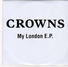(EE56) Crowns, My London EP - DJ CD