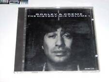 Godley & creme - The history mix volume 1 CD 1984 NUOVO