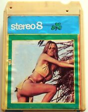 CARTRIDGE TRACK TAPE CASSETTA STEREO 8 HIT PARADE 70s POOH D.SUMMER COCCIANTE