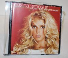 JESSICA SIMPSON REJOYCE THE CHRISTMAS ALBUM CD Thin Case Mint CD