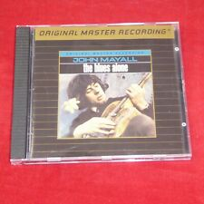 24k Gold Original Master Recording CD John Mayall The Blues Alone UDCD 662