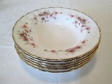 PARAGON VICTORIANA ROSE 1 ONLY LARGE RIMMED 9 1/4 in SOUP BOWL