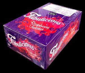 RJs Fabulicious Raspberry Twister 1kg box