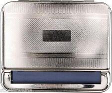 Zigarettenfertiger Slim / Zigaretten-Rollbox / Metall / Gravurfeld