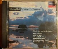 The World of Concert Classics CD