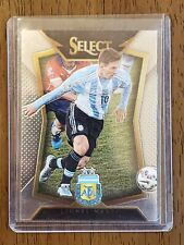 ⚽️⚽️ 2015-16 Panini Select Lionel Messi Card 1st Year🔥🔥 #65 Argentina