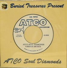 Buried Treasures Present ATCO SOUL DIAMONDS - 24 VA Tracks