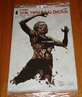 The Walking Dead #132 Loot Crate Variant Edition 1st Print Alpha Sealed