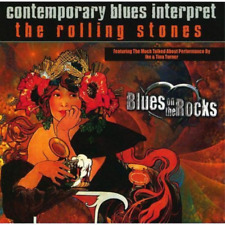 Blues On The Rocks-Vol. 7-Rolling Stones Tribute  CD NEW