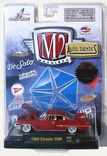 M2 MACHINES R26 AUTO-THENTICS 1960 CHRYSLER 300F RED 1/5,000