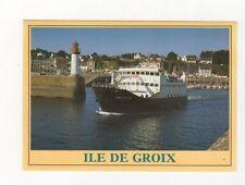 Ile De Groix Le Kreiz Er Mor Bretagne France Postcard 366a ^