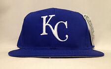Vintage Deadstock Kansas City Royals Outdoor Cap Co Snapback Hat Cap Royal Blue