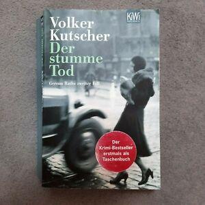 Volker Kutscher Der stumme Tod