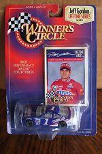 1991 Jeff Gordon #1 Carolina Ford Dealers Ford Thunderbird 1/64