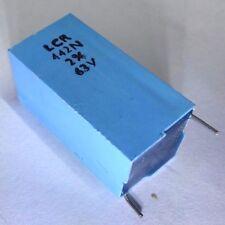 4 x LCR 442nf 63V 2% Precisione Pellicola Condensatore