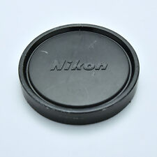 Genuine Nikon Japan 60mm Slip-On Front Lens Cap for 58mm Front Nikonos (#3495)