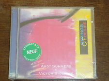 ANDY SUMMERS & VICTOR BIGLIONE Strings of desire CD NEUF