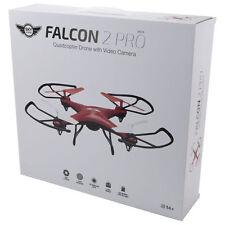 Sky Rider Falcon 2 Pro Quadcopter Drone with Video Camera NEW OPEN BOX