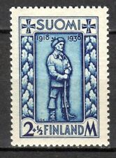 Finland - 1938 20 years war of independence - Mi. 211 MH