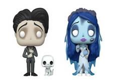 Funko Pop! Movies Corpse Bride Set Of Two Pop Figures (Preorder)