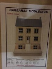 Dolls House 1:12th Scale Barbaras Mouldings THE STARTER HOUSE Kit