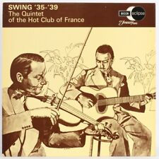 The Quintet Of The Hot Club of France , Swing '35 -'39  Vinyl Record *USED*