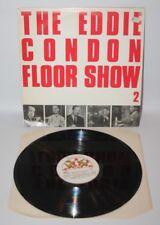 The Eddie Condon Floor Show Vol. 2 - Vinyl LP - Queen-Disc Q 031