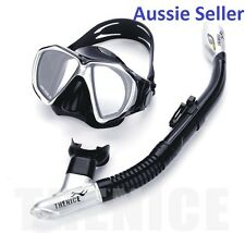 Scuba Dive Snorkel Diving Mask Nearsighted Corrective LENS Short eyesight goggle