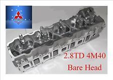 MITSUBISHI DELICA L400 2.8TD 4M40T BARE CYLINDER HEAD Top Quality