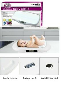 20KG Digital Home Electronic BABY Toddler Weighing Scales Infant PET Bathroom