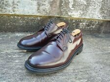 CHURCH DERBY – BURGUNDY SHELL CORDOVAN – UK 10 – SHANNON - EXCELLENT CONDITION