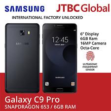 New Samsung Galaxy C9 Pro C9000 6 Inch 6GB Ram 64GB 16MP Factory Unlocked Phone