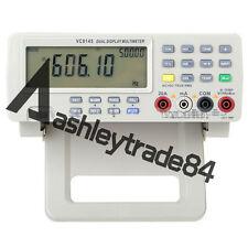 Professional VICHY VC8145 DMM Digital Bench Top Multimeter Meter