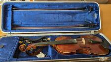 Alte Antike Geige Violine Holz Instrument Musik