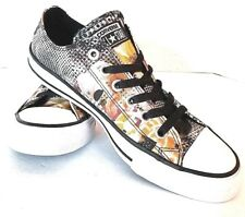 e0bfdabc9114 Converse Chuck Taylor All Star Digital Floral Ox 553299F Sneakers New Size  7.5