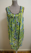 TS TAKING SHAPE TOP MULTI-COLOURED TUNIC TOP, Plus Sz 16 (#V6)
