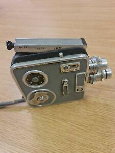 Vintage Meota a8lla Movie Camera with Orginal Case 4100464 #636