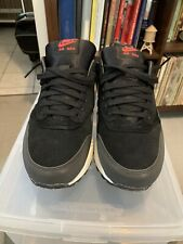 "2012 Nike Air Max 1 PRM ""Black Gold"" Sz10 512033-076"