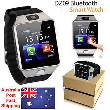 DZ09 Bluetooth Smart Watch Wrist SIM Phone Camera For Android iPhone HTC Samsung