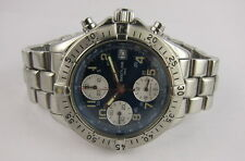 BREITLING COLT CHRONOGRAPH AUTOMATIC 100 M Ref A13035.1  STAINLESS STEEL