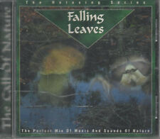 The Call Of Nature Falling Leaves Relaxing Series Natur CD NEU Meditation Relax