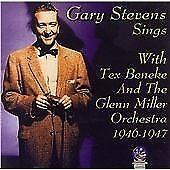 Tex Beneke - Gary Stevens Sings (Digitally Remastered, 2007)