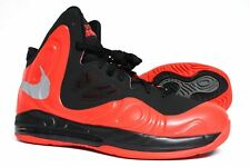 Nike Air Max HYPERPOSITE Lebron X PE 3M HOT PUNCH unreleased SAMPLE size 9 promo